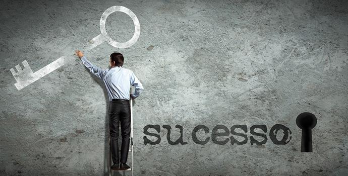 Qual o segredo do sucesso?